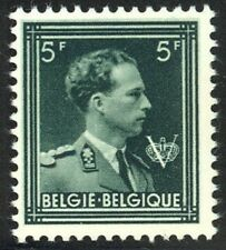 Belgium 360a - Perf 11-1/2 Variety - Scarce - Never Hinged