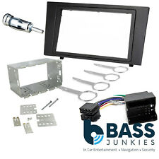 Ford Mondeo MK3 2002-07 Car Stereo Double Din Fascia Cage & Wiring Kit CT23FD05