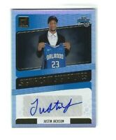 2018-19 Donruss Justin Jackson AUTO RC, Significan Signatures, Magic Rookie!