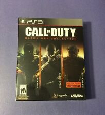 Call of Duty Black Ops Collection *1 & 2 & 3* (PS3) NEW
