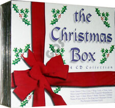 Traditional Christmas Favourites Box Set - 4 CD Collection of Xmas Music Songs