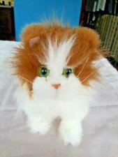 Hasbro 2009 Furreal Friends Cat Kitten Meow Walks & Purrs. #94986-93968. Works!