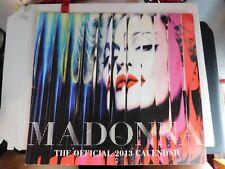 Madonna 2013 Calendar Live Nation MB2