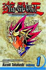 Yu-Gi-Oh!: Millennium World, Vol. 1 by Kazuki Takahashi