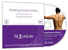 DVD (neu): Rückengymnastik/Rückentraining - Rückenschmerzen ade!