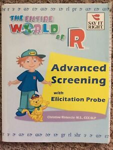 The Entire World of R Advanced Screening with Elicitation Probe - Very Good