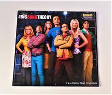 The Big Bang Theory 2015 Wall Calendar