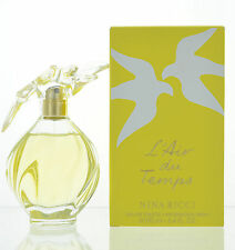 L'air Du Temps by Nina Ricci for Women Eau De Toilette 3.4 OZ 100 ML Spray