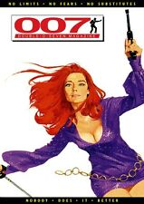 007 MAGAZINE Issue #45 (December 2004) On Her Majesty's Secret Service - MINT