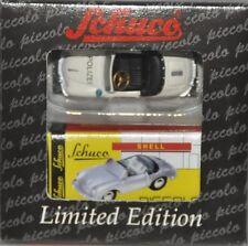 "Schuco 01672 Piccolo Porsche 356 Cabrio ""Polizei"", Limitierte Edition, neu + OVP"
