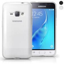 Fundas y carcasas transparentes Para Samsung Galaxy J1 de plástico para teléfonos móviles y PDAs