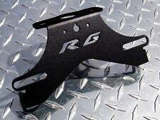 Yamaha '03-05 R6 Logo Black Fender Eliminator / Tail Tidy  2003 2004 2005