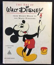 The Art Of Walt Disney By Christopher Finch (1975, Hardcover)