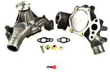 Engine Water Pump-VIN: U, OHV, Natural, Chevrolet Eng, 16 Valves ITM 28-1109