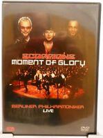 SCORPIONS + DVD + Live + Moment Of Glory + Mit den Berliner Philharmoniker +