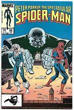 Spectacular Spiderman '85 98 VF J4