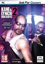 Kane & Lynch 2 Dog Days Just for Games Jeu informatique