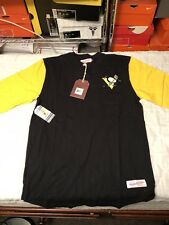 Pittsburgh Penguins Mitchell & Ness Henly Sz XL