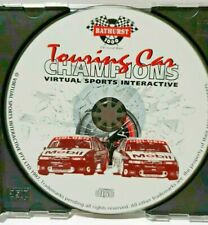 1997 Touring Car Champions PC Game Bathurst 1000 Virtual Sports Interact CD-ROM