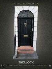 Ingresso 221B - 1:6 Scala diorama porta-Sherlock-BIG Studios Chief