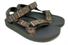 Men's Teva® Original Universal Premier Brown Sandals Size 10