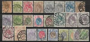Netherlands very old lot used