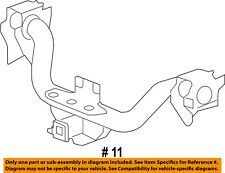 Dodge CHRYSLER OEM 06-08 Ram 1500 Frame-Trailer Hitch 55398187AA