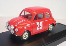 Vitesse 1/43 (FIAT) Steyr Puch 650 T Rosso Rally Monte Carlo 65 OVP #2345