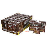 Hershey's Chocolate Milk 236ml Pack With added Vitamins A & D - UK Stock