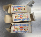 Gulf Wax Household Paraffin Candlemaking Crafts Canning Lot Please Read