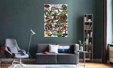 Węże - dekoracyjny plakat A1 + plakat GRATIS + darmowa wysyłka!