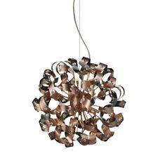 Copper chandelier ebay 7 12 aloadofball Gallery