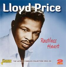 Restless Heart The Ultimate Singles 1952-59 - Lloyd Price (2010, CD NEUF)