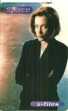RARE / CARTE TELEPHONIQUE - THE X FILES / PHONECARD LIMITED EDITION TO 250 EX.