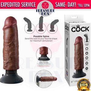 Thrusting Dildo Vibrator Multispeed G Spot Massager Female Women Adult Sex Toys