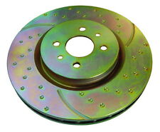 EBC GD7310 GD Sport Front Rotors Ford Lincoln Mazda