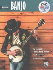 Beginning Banjo : The Complete 5-String Banjo Method: Beginning / Intermediat...