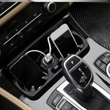 USB Car Charger Flush Fit Dual Port USB Car Charger 2.1A for iPhone iPad Charger