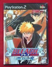 Bleach Erabareshi Tamashii - PLAYSTATION 2 - PS2 - NUEVO