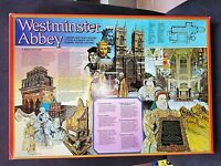 Westminster Abbey 1000 Piece Puzzle 68.5 X 48cm, Complete