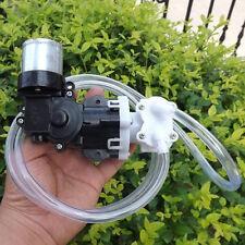 1PCS Used DC12V Brushless Motor High Pressure Water Pump Self-Priming Pump