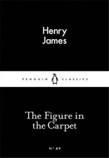 The Figure in the Carpet (Little Black Classics), James, Henry, Used; Good Book