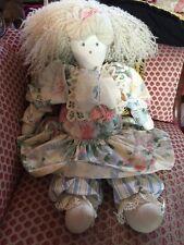 """Stuffed Cloth Doll 20"""" Tall"""