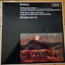 Sxl 6110 Britten Serenata/joven's Guide/Britten con B