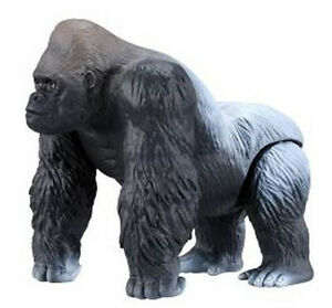 Takara Tomy ANIA AS-09 ANIMAL Gorilla Mini Action Figure Educational Toy Japan