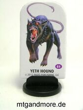 Pathfinder Battles Pawns / Tokens - #051 Yeth Hound - Rise of the Runelords
