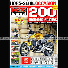 MOTO JOURNAL HS 3001 HORS SERIE ★ GUIDE D'ACHAT OCCASIONS ★ Edition 2010