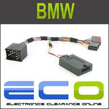 T1-BM003-CLARION BMW 3 5 7 Series X5 Mini Steering Wheel Stalk Interface Adaptor