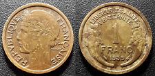 IIIème république - 1 franc Morlon 1939 - F.219/10