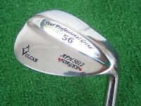 Vulcan Golf Tour Professional Grid 56 Sand Wedge APH5612 Forged Wedge 56.12 RH